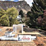 New Grey TPO Membrane Roof Installation & Repair - Provo Utah